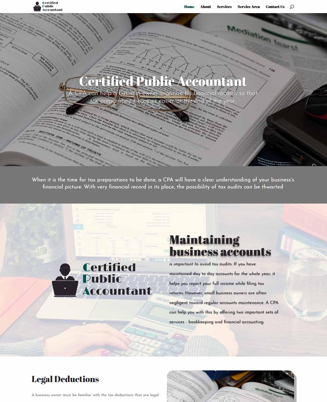 Excalibor CPA Websites